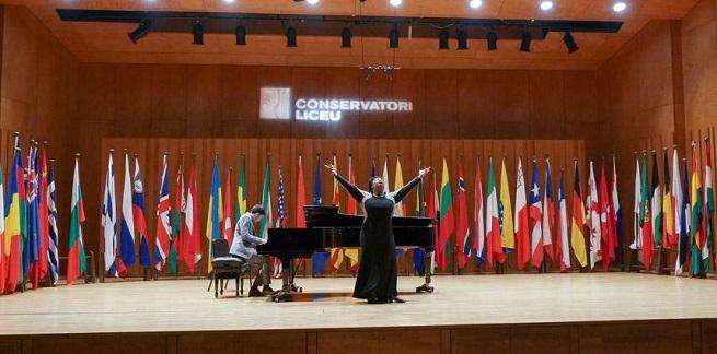concursos  El concurso Tenor Viñas atrae a más de 500 cantantes procedentes de todo el mundo