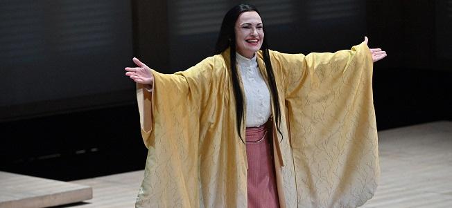 opinion  Ainhoa Arteta debuta in extremis Butterfly en el Liceu