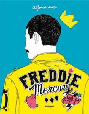 libros  Freddie Mercury, una biografía