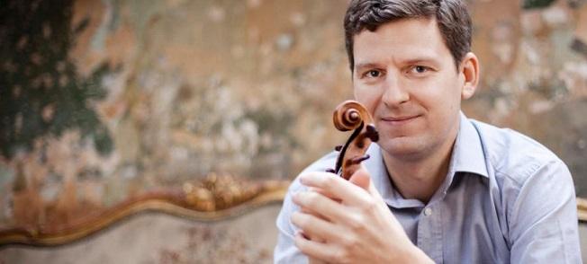 clasica  El violinista canadiense James Ehnes, en el siguiente programa de conciertos de la Orquesta Sinfónica de Euskadi