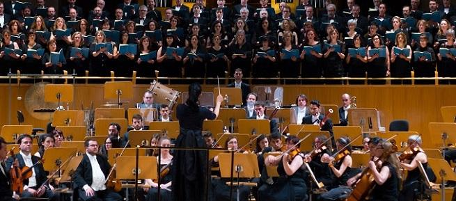 clasica  Brahms, Beethoven y Carnicer con la Orquesta Metropolitana y Coro Talía