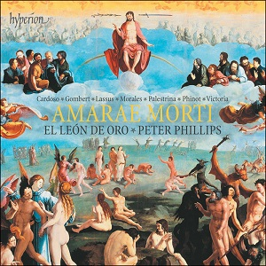 cdsdvds  Amarae Morti: los maestros de la polifonía en las voces de El León de Oro