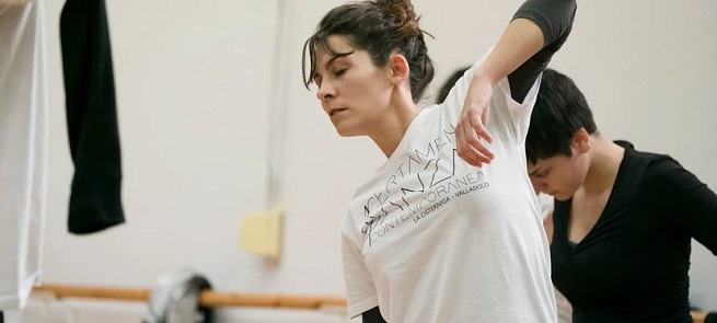 contemporanea danza  2 Certamen de danza contemporánea