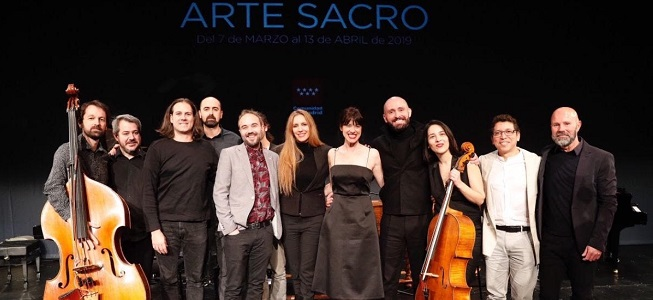 festivales  El Festival de Arte Sacro 2019 contará con 30 estrenos absolutos