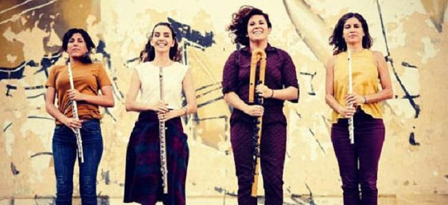 jazz  Jazz en la Fundación Carlos de Amberes: Quartetazzo