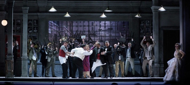 lirica  El Teatro de la Zarzuela emite en directo 'El sueño de una noche de verano' a través de Facebook, YouTube y su página web