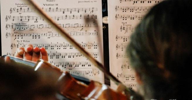 pruebas de acceso  Convocatoria audiciones Orquesta JOSAM