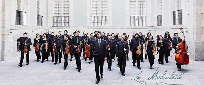 clasica  La orquesta La Madrileña en el XXIX Ciclo Sinfónico UPM