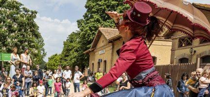 Anna Confetti Tri-Circus