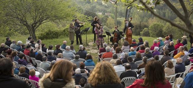festivales  Festival Música en Segura, un encuentro de delicatessen musicales de diversos estilos