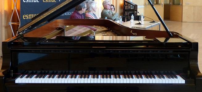 actualidad de centros  LESMUC Piano Fòrum reflexiona sobre la enseñanza del piano durante la infancia