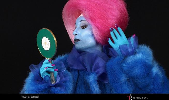 lirica  El Teatro Real y el Teatro Español se unen para el estreno absoluto de Je suis narcissiste