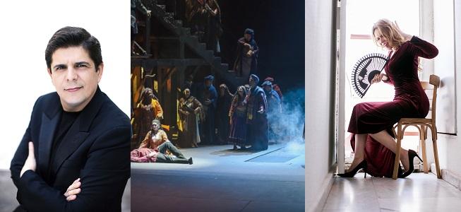 temporadas  Il Trovatore, Javier Perianes y Rocío Márquez, protagonistas del mes de marzo en el Teatro de la Maestranza