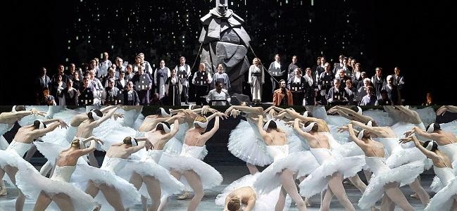 opinion  Idomeneo y El lago de los cisnes: dos exitosas reposiciones en la Ópera de Viena