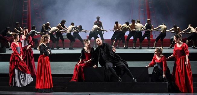 lirica  El Liceu estrena una espectacular producción de La Gioconda