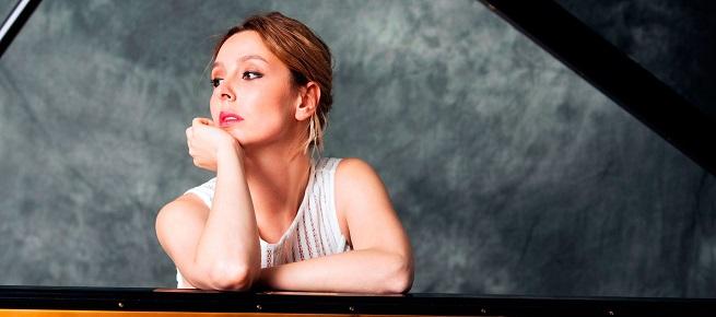 entrevistas  Judith Jáuregui, la pianista del momento