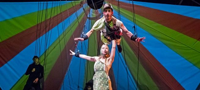 para ninos  Pinocchio inaugura Teatralia