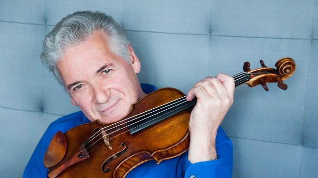 clasica  El violinista Pinchas Zukerman tomará la batuta en el siguiente programa de conciertos de la Orquesta Sinfónica de Euskadi