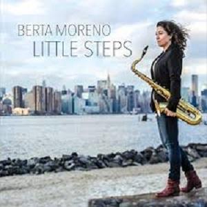 cdsdvds  Berta Moreno: Little steps. Magnífica ópera prima como líder