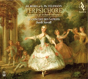 cdsdvds  Apoteosis de la bella danza. El jardín de Terpsichore