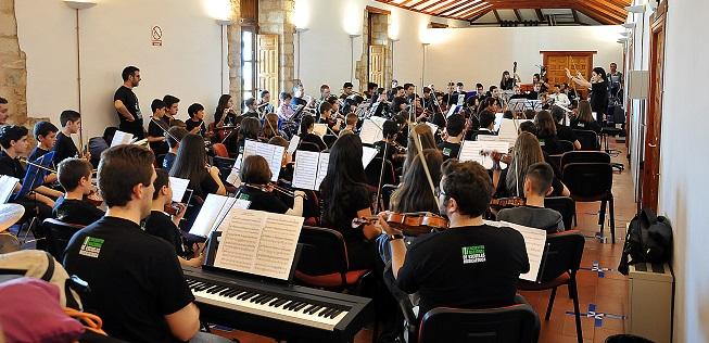 """actualidad de centros  V Encuentro Nacional de Escuelas Musicaeduca """"Música de Leyenda"""""""