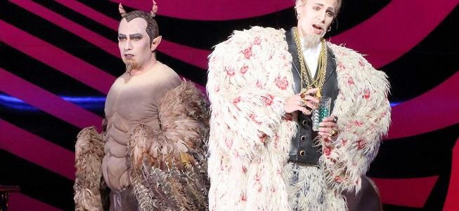 lirica  La Calisto, de Cavalli, del deseo a la eternidad en el Teatro Real