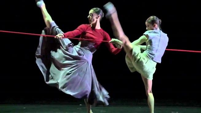 contemporanea danza  El Ballet du Capitole de Toulouse danza en Oviedo