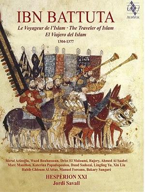 cdsdvds  La vida como viaje y el mundo como libro. Ibn Battuta, Viajero del Islam