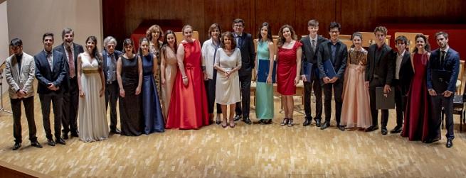 becas  Becas Juventudes Musicales de Madrid para ampliación de estudios en el extranjero