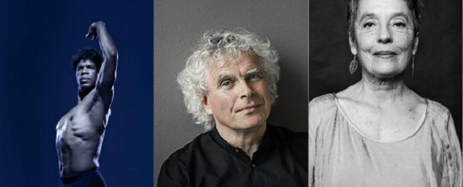 festivales  Simon Rattle, Carlos Acosta o Maria João Pires protagonizan el Festival Internacional de Santander