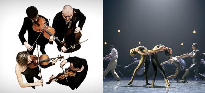 festivales  El ballet de Víctor Ullate, Mozart, Wagner, Barber y Mahler en el Festival de Semana Santa en el Teatro Auditorio