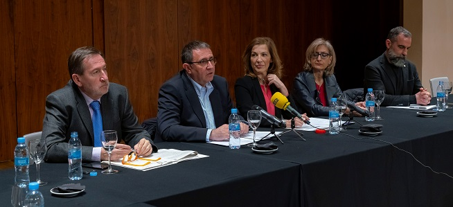 notas  Félix Palomero, nuevo director técnico de la Orquesta y Coro Nacionales de España