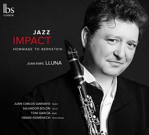 cdsdvds  Joan Enric Lluna: jazz impact, hommage to Bernstein: Magníficos ingredientes