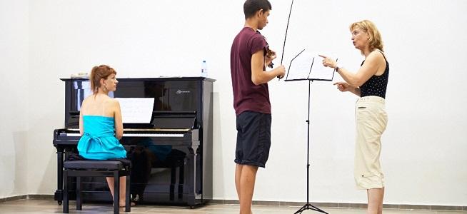cursos de verano 2019  VII Curso de Música Internacional de Benicàssim