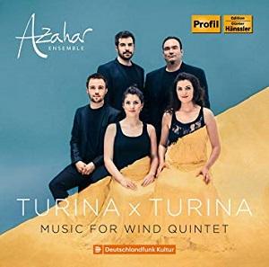 cdsdvds  Azahar Ensemble: mágica confluencia de talento joven y autóctono en Turina x Turina