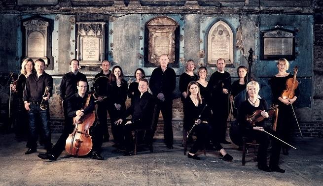 antigua  La Pasión según San Mateo, de Bach, con Paul McCreesh & Gabrieli Consort & Players en el Palau