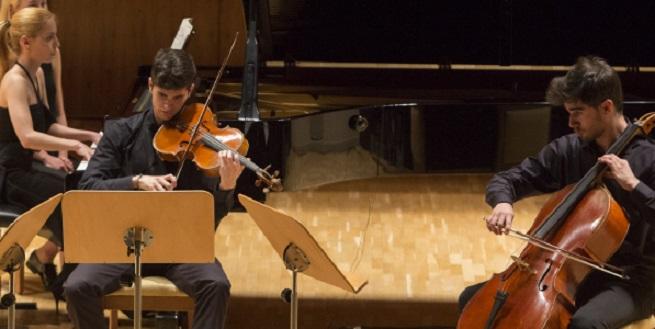 actualidad de centros  Ciclo de Conciertos La Generación Ascendente de la Escuela Superior de Música Reina Sofía