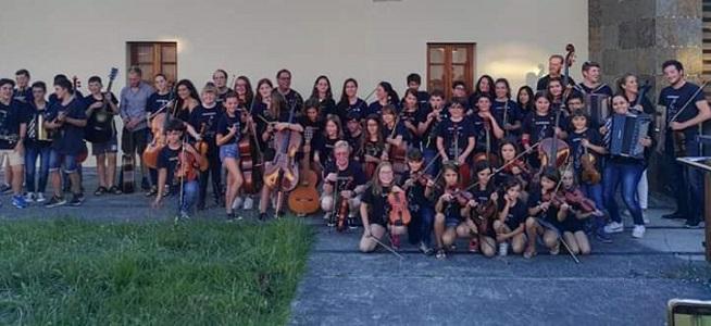 cursos de verano 2019  Curso Internacional de música Folkonexion
