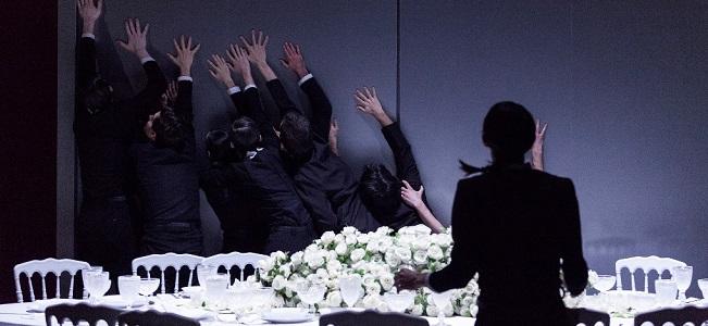 contemporanea danza  Los Teatros del Canal presentan Voronia, una metáfora sobre la maldad de La Veronal