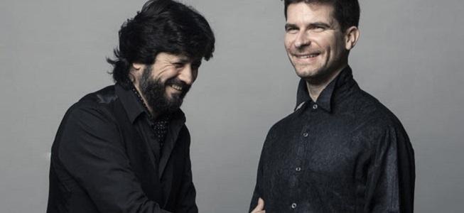 musicas del mundo  Chicuelo y Marco Mezquida presentan No hay dos sin tres en el ciclo Fronteras del CNDM