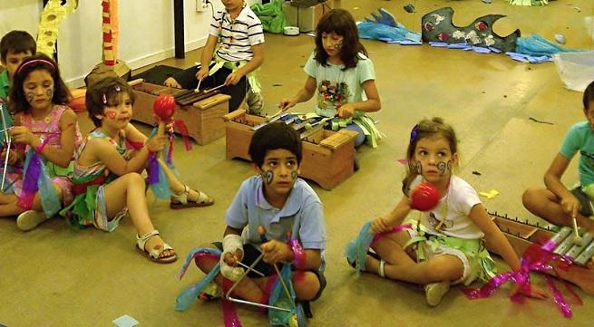 cursos de verano 2019  Escuela de Verano de la Escuela Popular de Música y Danza