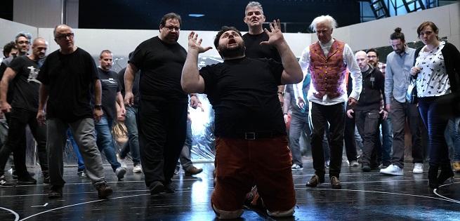 lirica  Falstaff, de Verdi llega al Teatro Real en una nueva producción