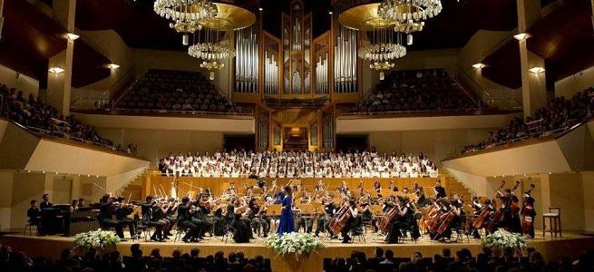 clasica  La Orquesta Juvenil Europea de Madrid interpretará la Sinfonía nº9, de Beethoven en el Día de Europa