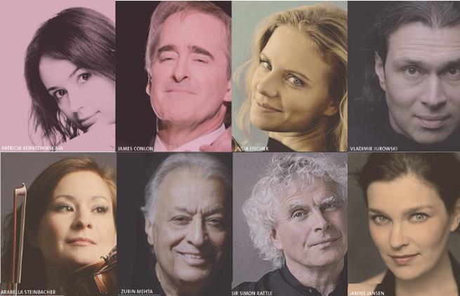 temporadas  Ibermúsica celebra 50 años con la mejor música