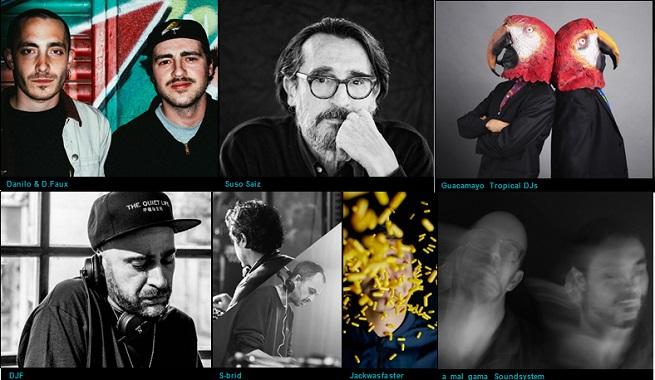 musica electronica musica  Paraíso cierra el cartel de su segunda edición