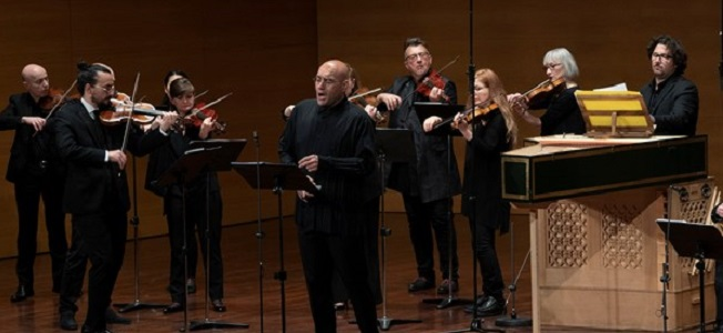 opinion  Xavier Sabata seduce el auditorio conquense