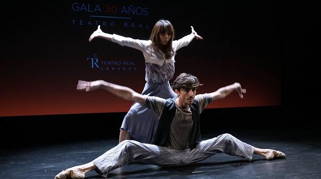 clasica danza  Gala 30 años de El Víctor Ullate Ballet en el Teatro Real