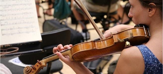 pruebas de acceso  Audiciones para dos puestos de violín de la Orquesta del Gran Teatre del Liceu