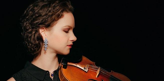 clasica  Hahn & Franck compendian el romanticismo musical: Berlioz y Sibelius en el Auditorio Nacional
