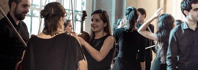 cursos de verano 2019  Programa de Perfeccionamiento Musical del CSKG